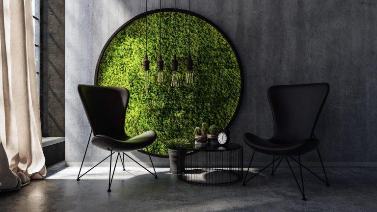 Atrakcyjne i klimatyczne biura z roślinami